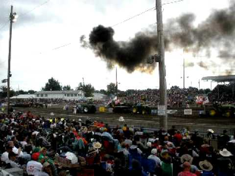 0 NATIONAL TRACTOR PULLING BOWLING GREEN OHIO 2009