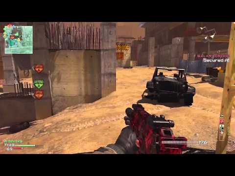 MW3 - MW3: MP7 M.O.A.B | How To MOAB Hardhat (Modern Warfare 3)