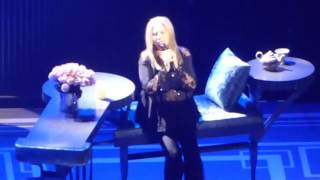 "Barbra Streisand ""Papa, can you hear me"", Barclays Center - 11 August 2016"