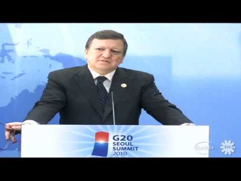 Ireland: Barroso, in Seoul, pledges EU support