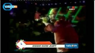 VIDEO: Haiti - President Martelly Lage Sweet Micky a VIF nan CARIFESTA, Sa Ki Pa Konn Micky Men Micky, Kolan...