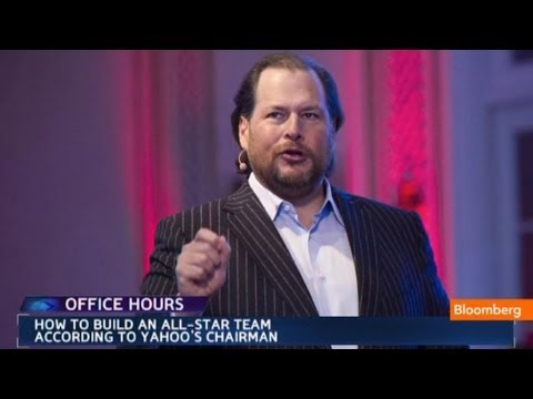 How to Build a Star Management Team: Yahoo's Webb