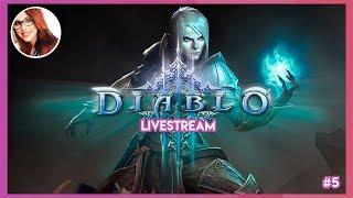 🔮 Diablo 3 REAPER OF SOULS | Necromancer & Demon Hunter | LIVESTREAM #5