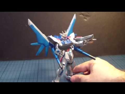 *GundamCustoms* HG Build Strike Gundam Full Package Custom - Part 5