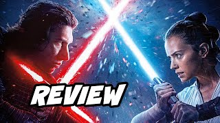 Star Wars Rise of Skywalker Review and Ending Explained