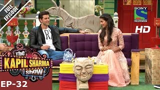 The Kapil Sharma Show-दी कपिल शर्मा शो- Ep-32-Team Mohenjo Daro in Kapil's Show–7th Aug 2016