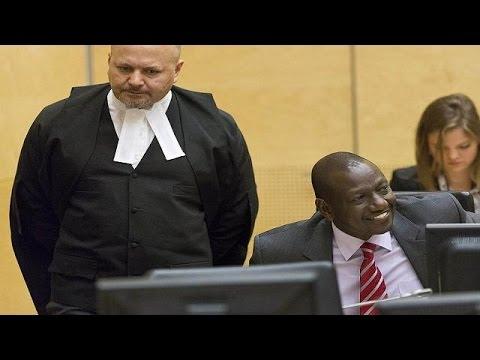 ICC: Trial of Kenya's deputy president resumes at the Hague