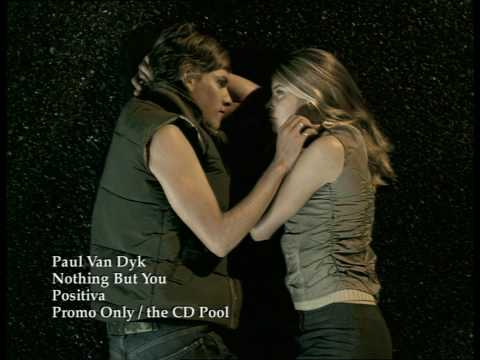 Paul Van Dyk - Nothing But You (hd) video