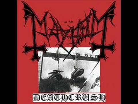 Mayhem - Necrolust