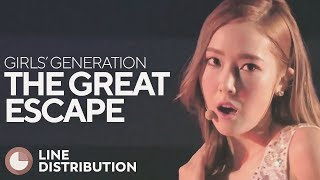 Watch Girls Generation The Great Escape video
