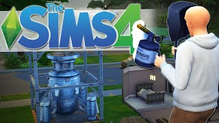 how to get camping supplies in sims 4