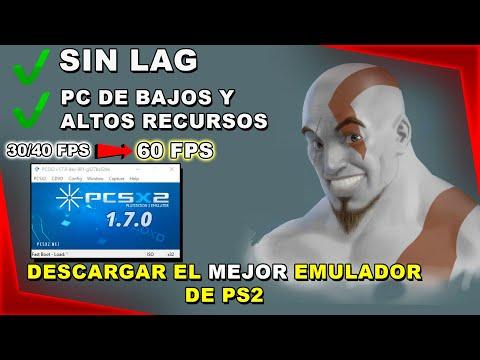 TUTORIAL DEFINITIVO COMO CONFIGURAR PCSX2 emulador de PS2 ESTABLE para TODOS LOS PC con SHADERS y +