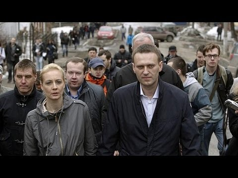 Russian court rejects Navalny