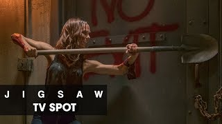 Download Jigsaw (2017 Movie) Official TV Spot – 'Live Or Die' 3Gp Mp4