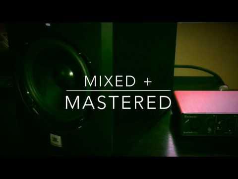 Unmixed/Mastered VS. Mixed/Mastered