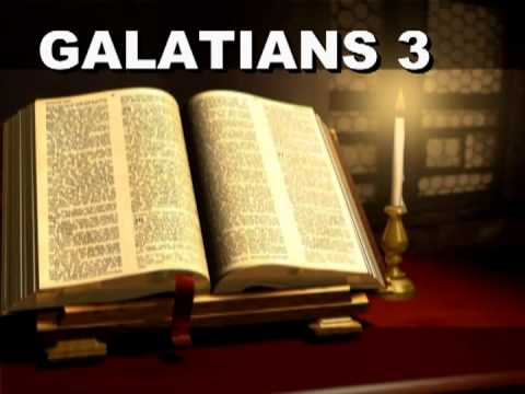 PAUL'S LETTER TO THE GALATIANS. BIBLE READING. by DR. HENRY VAN DYKE