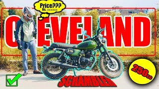 NEW MOTORBIKE   Ace Scrambler 250   COMPLETE REVIEW ( 2019 )   Cleveland   NEPAL