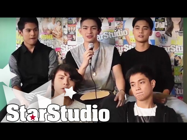 StarStudio - Sessions with Boyband PH (Part 1)