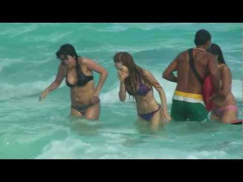 first rescue of 2013 cancun