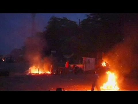 Protests after deadly attack on church in Central African Republic