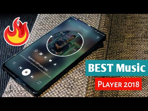 Best Music player App for Android 2018