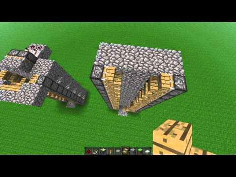 How To Make a Redstone Elevator in Minecraft 1.5.2