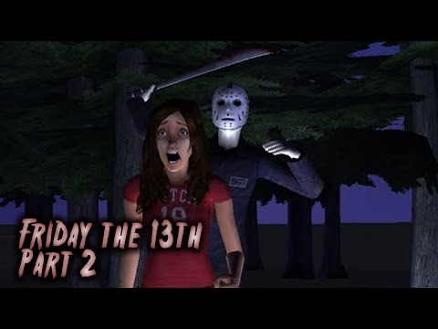Friday the 13th Part 2 | Sims 2 Horror Movie (2015) | Joe Winko