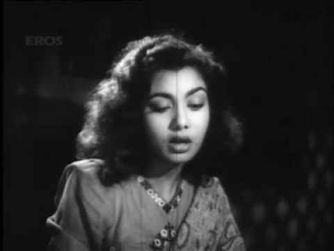AE MERE DIL KAHIN AUR CHAL  - LATA JI (DAAG 1952)-SHAILENDRA...