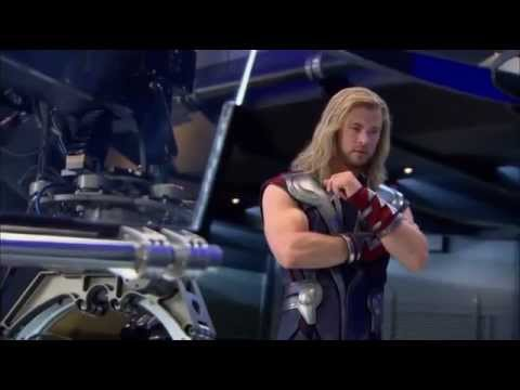 [VFX] Making of &#12298;The Avengers &#12299;