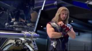 [VFX] Making of 《The Avengers 》