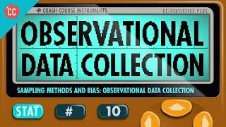 Sampling Methods and Bias with Surveys: Crash Course Statistics #10