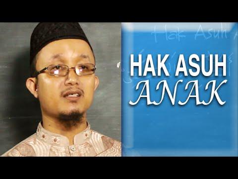 Serial Kajian Anak (44): Hak Asuh Anak - Ustadz Aris Munandar