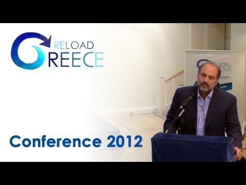 Reload Greece 2012: Harris Ikonomopoulos - New Business Landscape in Greece