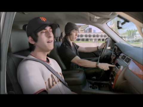 MLB 2K9 Commercial