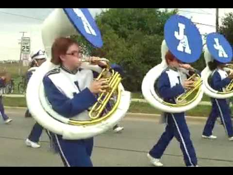 Jane Addams Middle School Marching Band Bolingbrook IL