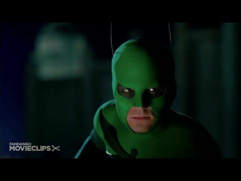 Superhero movie: Dragonfly meets Johnny Storm
