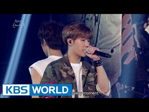 INFINITE - Back / Paradise / Be Mine / Bad [Yu Huiyeol's Sketchbook]