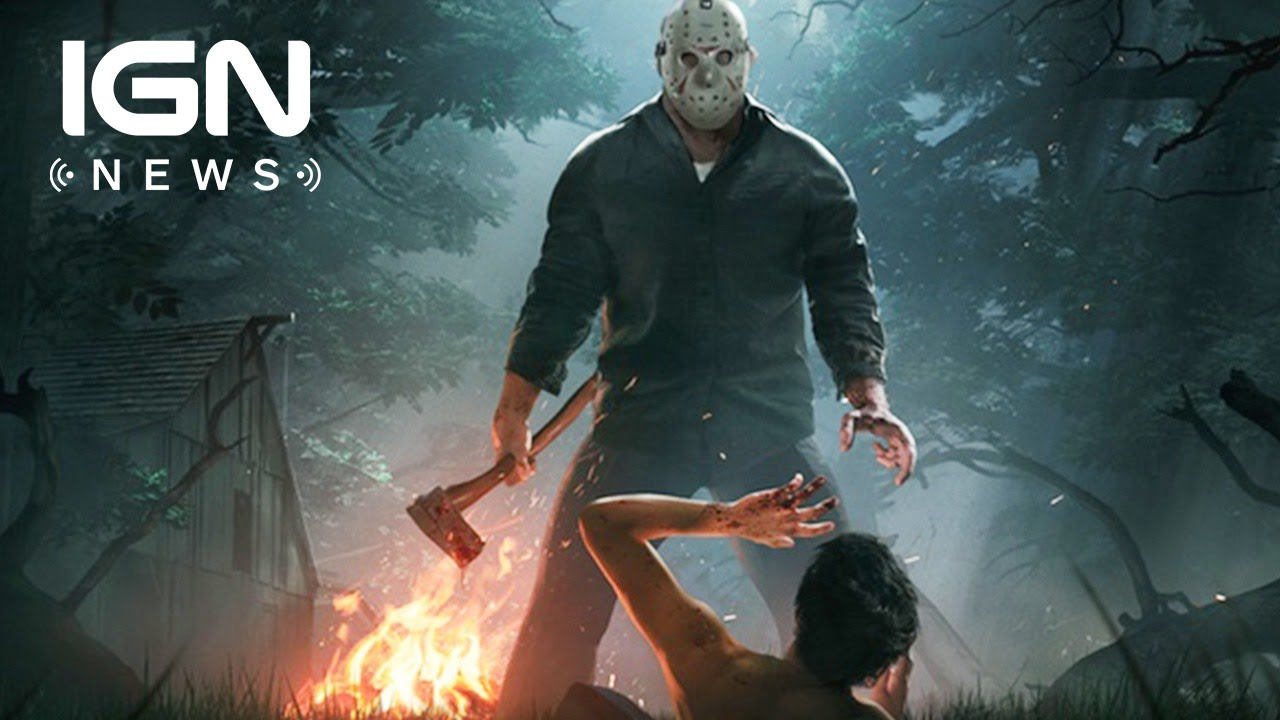 New Friday the 13th Game Revealed - IGN News