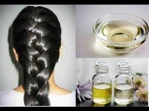Las máscaras con el aceite de bardana para la aceleración del crecimiento de los cabello
