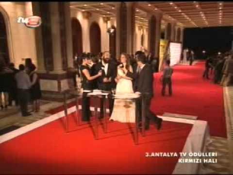 3. Antalya Tv Ödülleri (Kırmızı Halı)