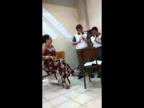 Las mañanitas tradicionales en flauta dulce escola