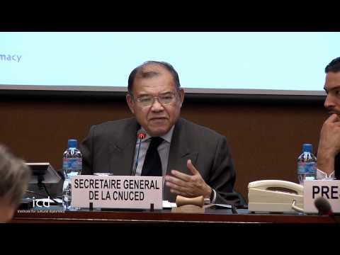 Supachai Panitchpakdi, Secretary-General  UN Conference Trade & Development