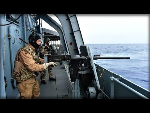 EUROPEAN UNION NAVAL FORCES EXPAND LIBYAN MISSION
