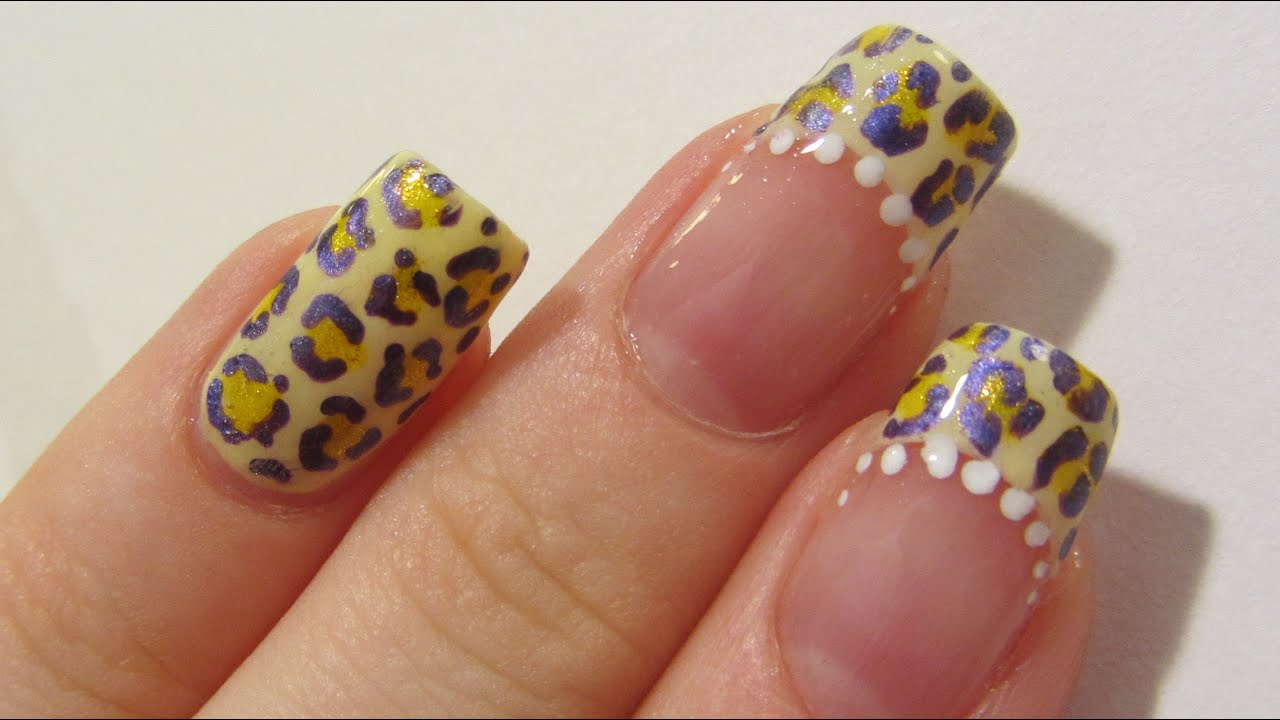 Nail Art Using Gel Pens The Best Inspiration For Design And Color