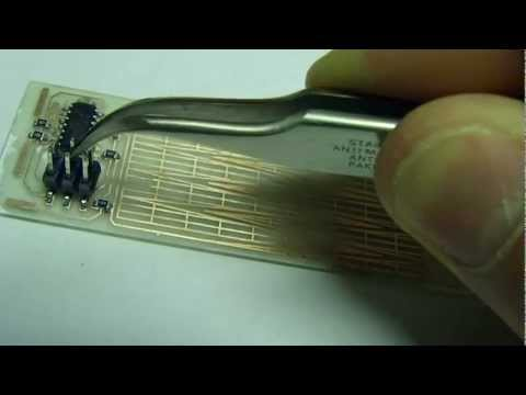 How to make Clear Glass PCBs