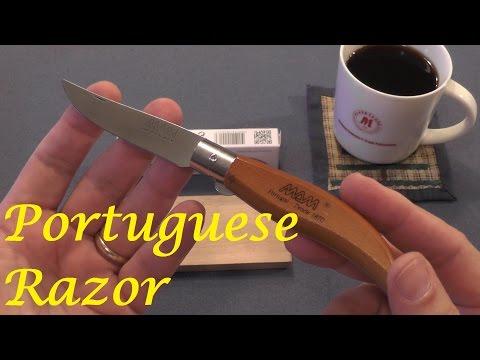 The Portuguese Razor