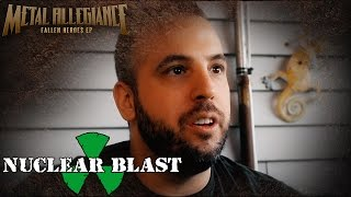 "METAL ALLEGIANCE Mark Menghi talks about the ""Fallen Heroes"" EP (Trailer)"