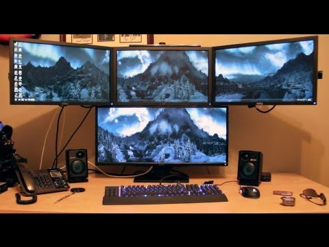 Dell U2913WM 21:9 Ultra-Widescreen Gaming Reel