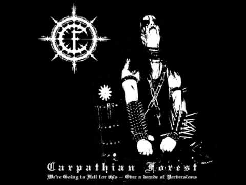 Carpathian Forest - In League With Satan (Venom Cover)