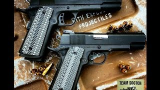 Rock Island Armory 22 TCM 1911 Single Stack Pistol Review